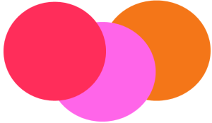 Coral, Pink, and Orange