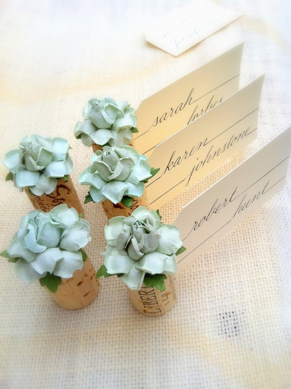 Getting Into The Details Escort Cards Versus Place Cards