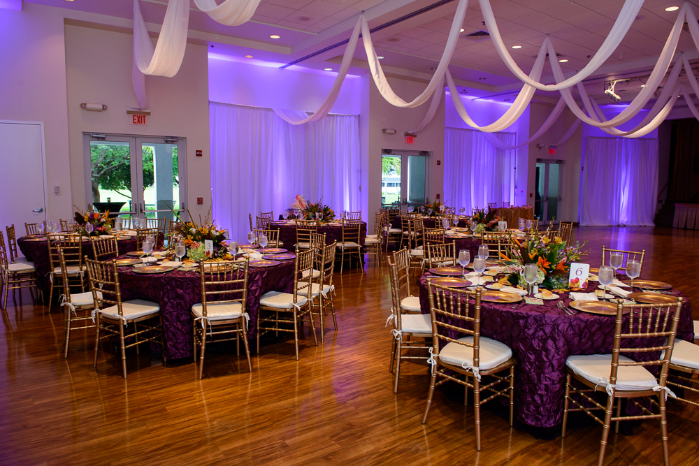Purple Wedding 2