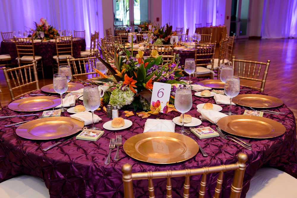 Purple Wedding 3