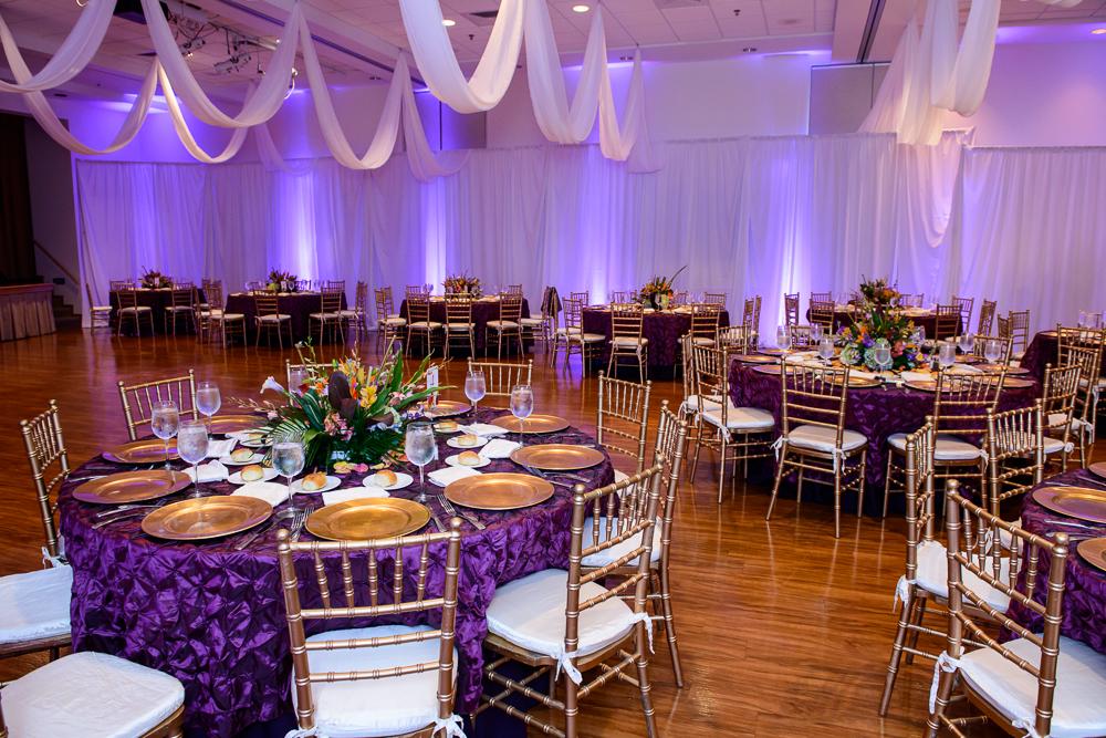 Purple Wedding 4