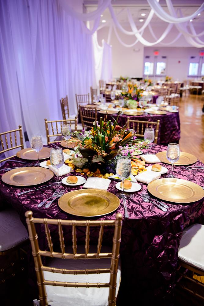 Purple Wedding 5
