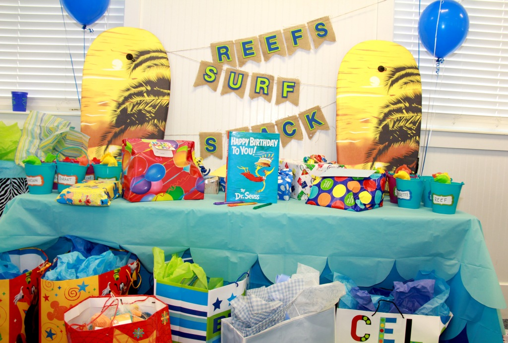 Surf's Up Party 11