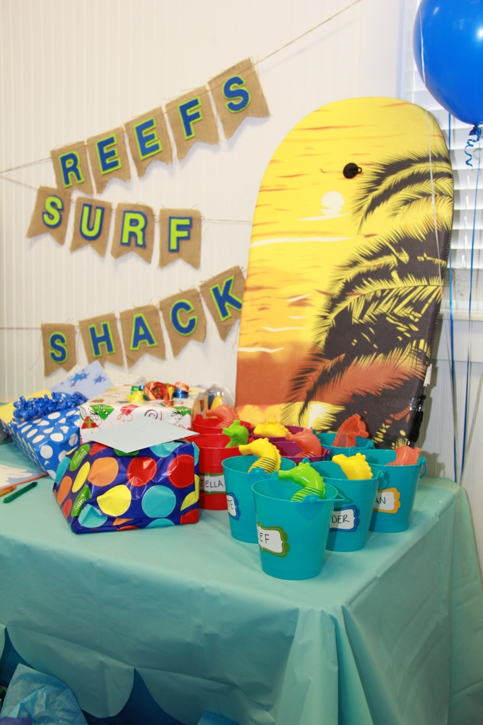 Surf's Up Party 12