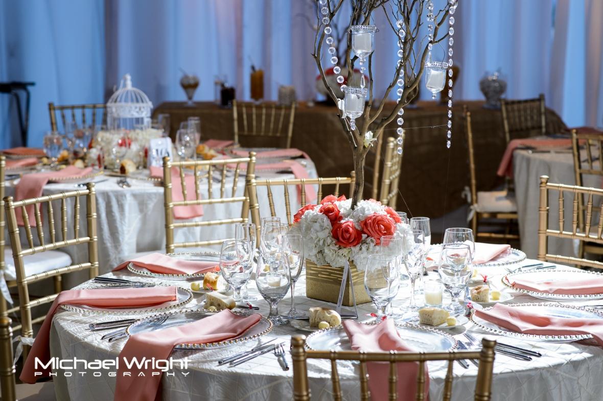 Coral Wedding 10