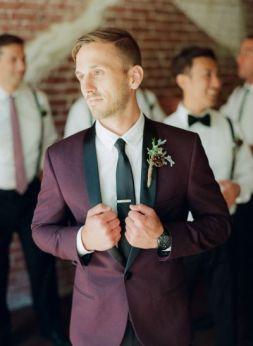 groom marsala