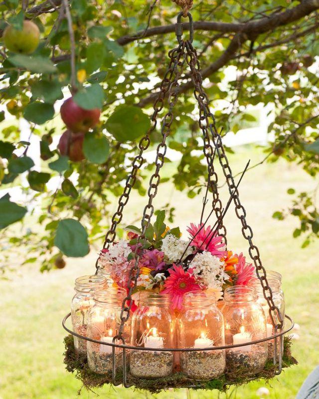 hanging mason jars 2