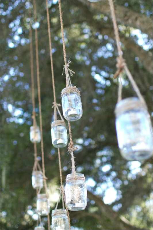 hangingmasonjars