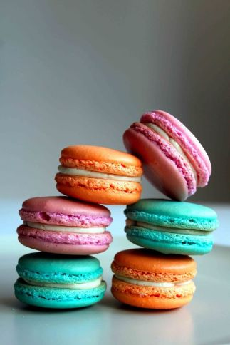 Macaroons Dessert