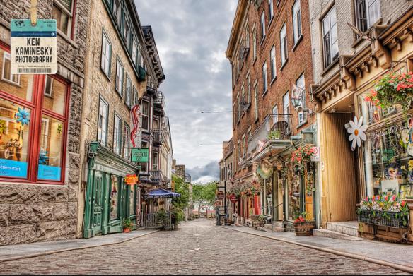 #Quebec #travel #love #honeymoon